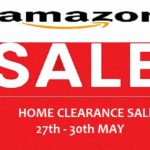 Amazon India: HOME CLEARANCE SALE 27th-30th MAY