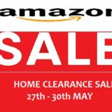 Poster of Amazon home clearance sale 27th - 30th MAY