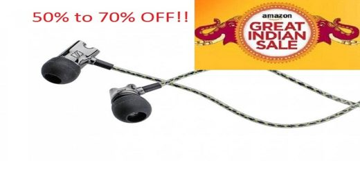 Inear headphones discount