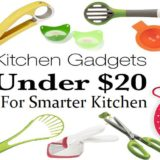 various awesome inventions for a smarter kitchen.