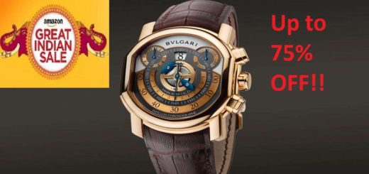Amazon Great Indian Sale Top Five Luxury Men Watches With Over 50