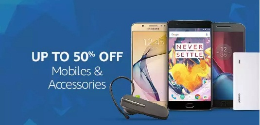 Amazon great India sale Mobile