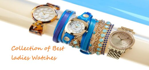 Collection of best ladies watches