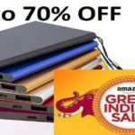 Amazon Great Indian Sell: Top five powerbanks with over 50% discounts.