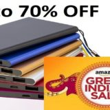 Power banks offer on Amazon
