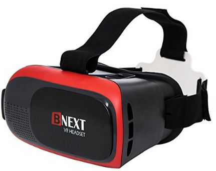 virtual reality headset from BNEXT
