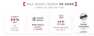 fashion refresh sale on amazon