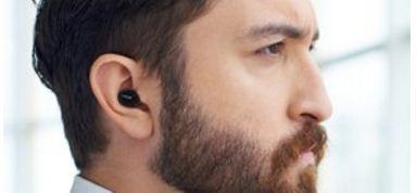 in ear fitting of focus earphones