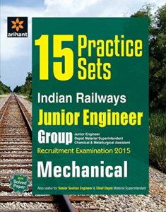SSE JE book for indian railways