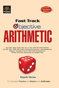 objective arithmetic book by rajesh verma
